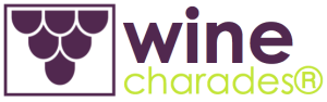 wine charades logo narrow